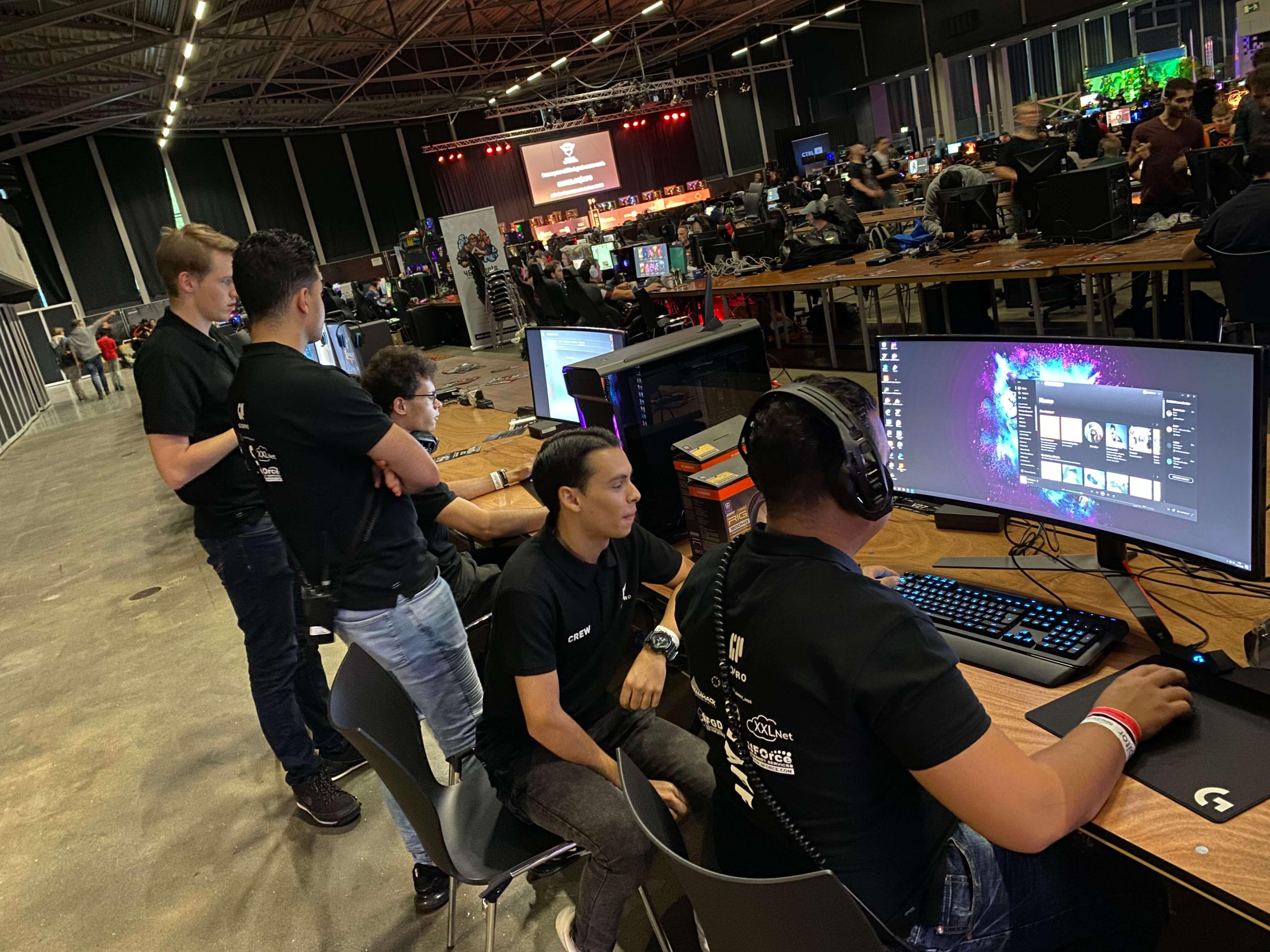 Rotterdam Games Week 2019